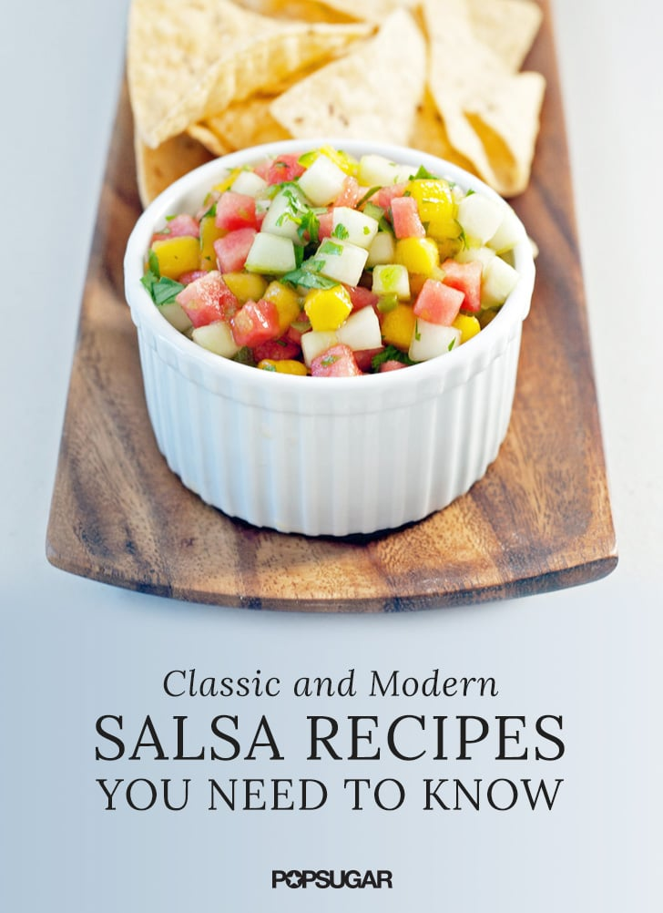 10 Classic and Modern Salsa Recipes You Need to Know