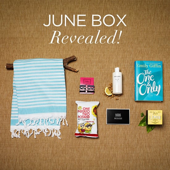 POPSUGAR Must Have Box June 2014 Reveal