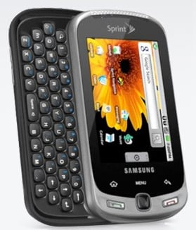 Daily Tech: Sprint's Samsung Moment Lands in Stores Today