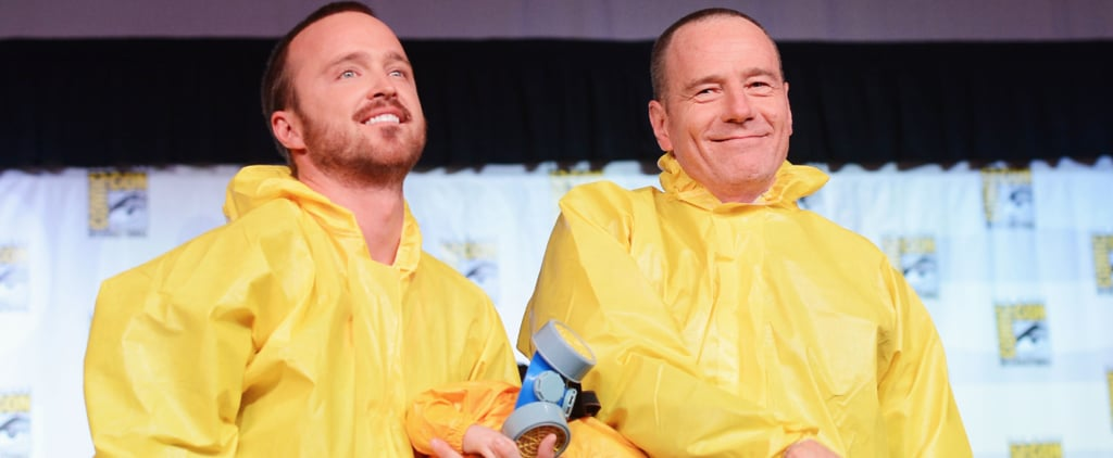 Get Ready to Geek Out Over These Amazing Celebrity Comic-Con Costumes