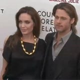 Angelina Jolie and Brad Pitt at In the Land of Blood and Honey Premiere Video