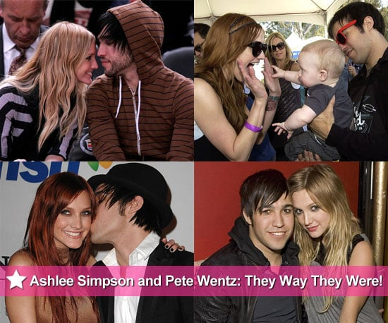 Ashlee Simpson and Pete Wentz Divorce — See Photos From Their Marriage 2011-02-09 14:44:25