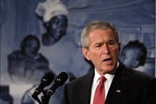 Bush: Former Army Cook's Crimes Warrant Execution