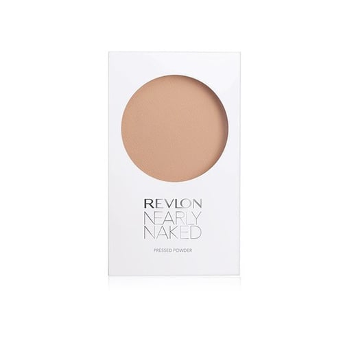 You wouldn't walk out of the house naked . . . would you? Revlon Nearly Naked Pressed Powder ($10) is the ideal compact to get the flawless no-makeup look.