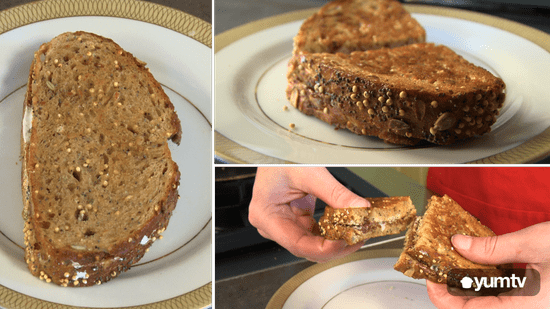 Sweet and Savory Sandwich: Recipe for a Chocolate Peanut Butter Treat