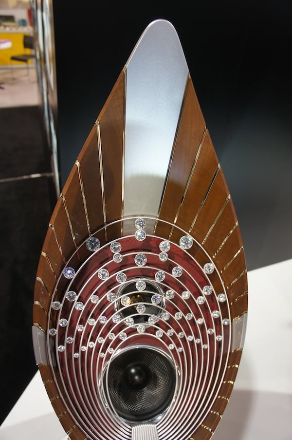 This $68,000 Speaker is Made of Diamonds and Magic