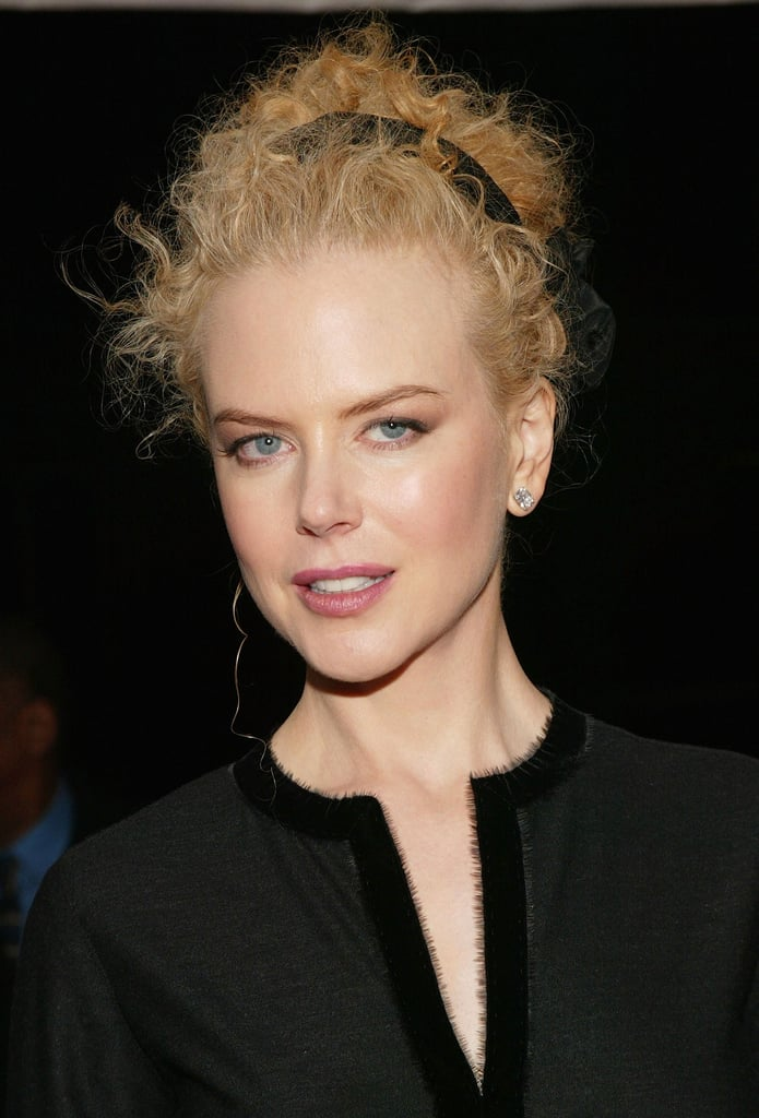 March 2004: Premiere of Dogville