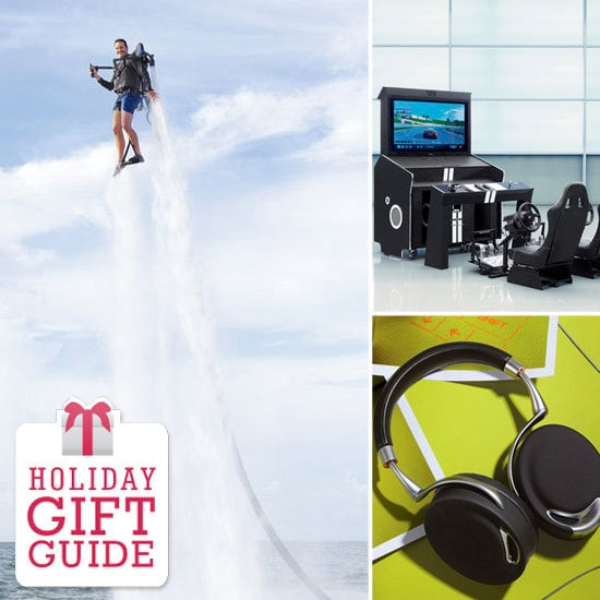 Get ready for some major gadget lust to hit when skimming through the Neiman Marcus's 2012 gadget gifts on Geek.