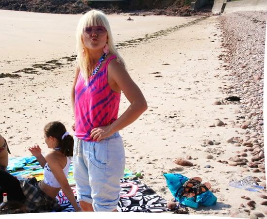 Look on the beach