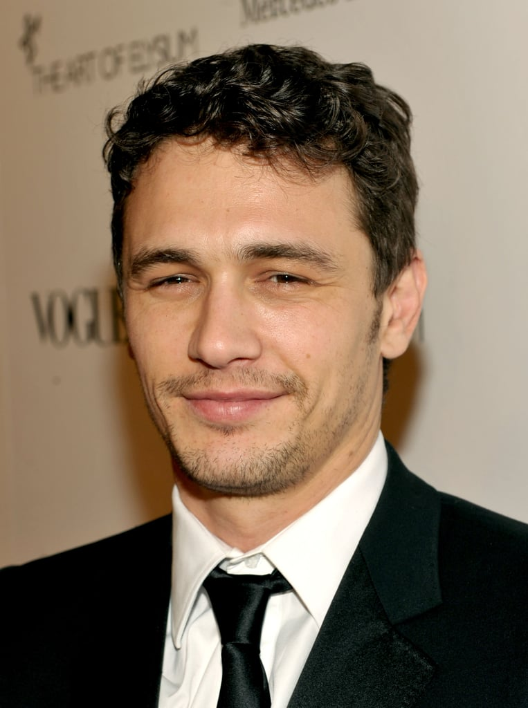 James Franco Picks Up His Latest Honor at the Art of Elysium's Gala With Kirsten, Leighton, Nicole, and Rachel