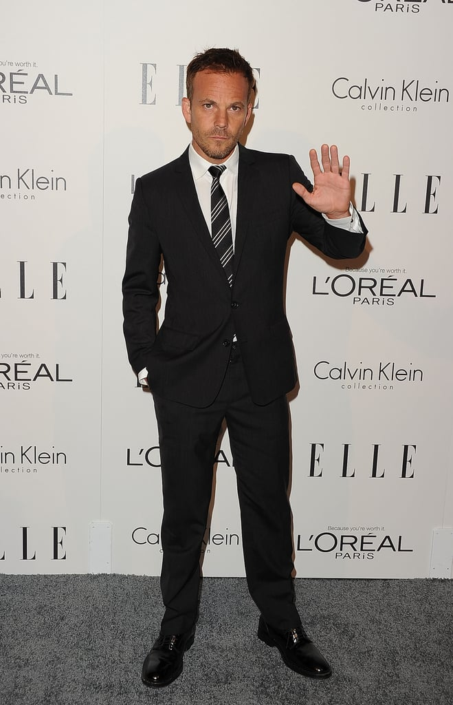 Stephen Dorff came out in support of his female costars.