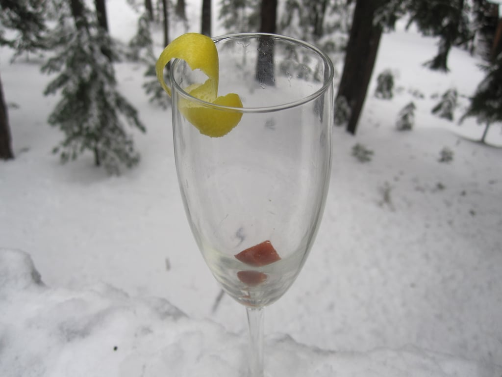 Classic Champagne Cocktail