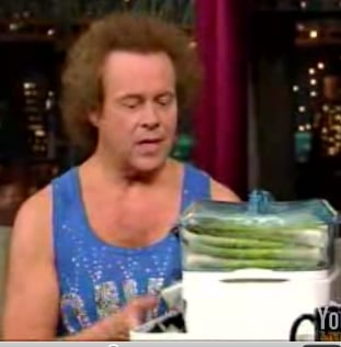Gettin' Steamy With Richard Simmons