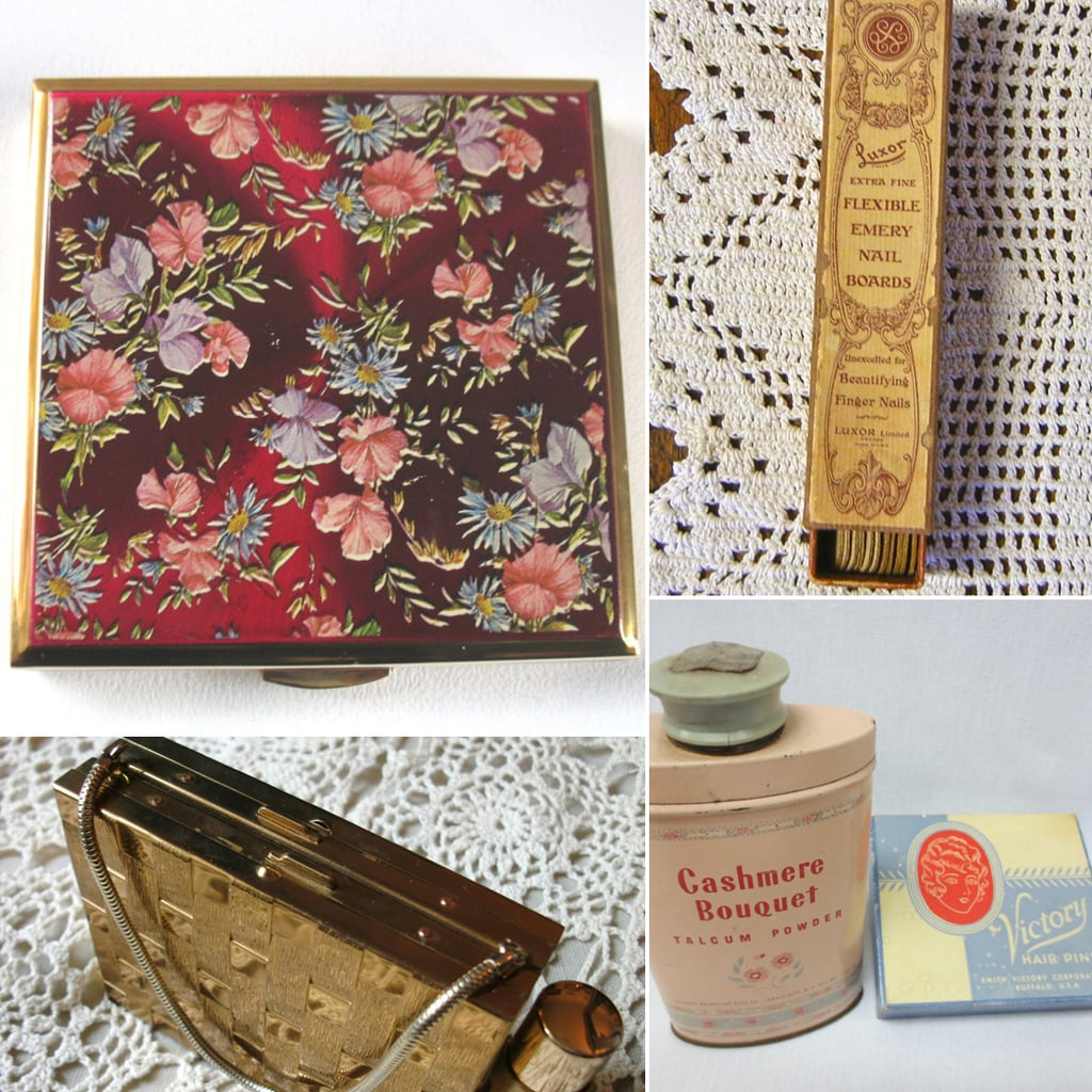 14 Vintage Beauty Etsy Finds You Didn't Know Existed