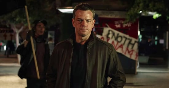 Matt Damon Is the Ultimate Badass in New 'Jason Bourne' Trailer