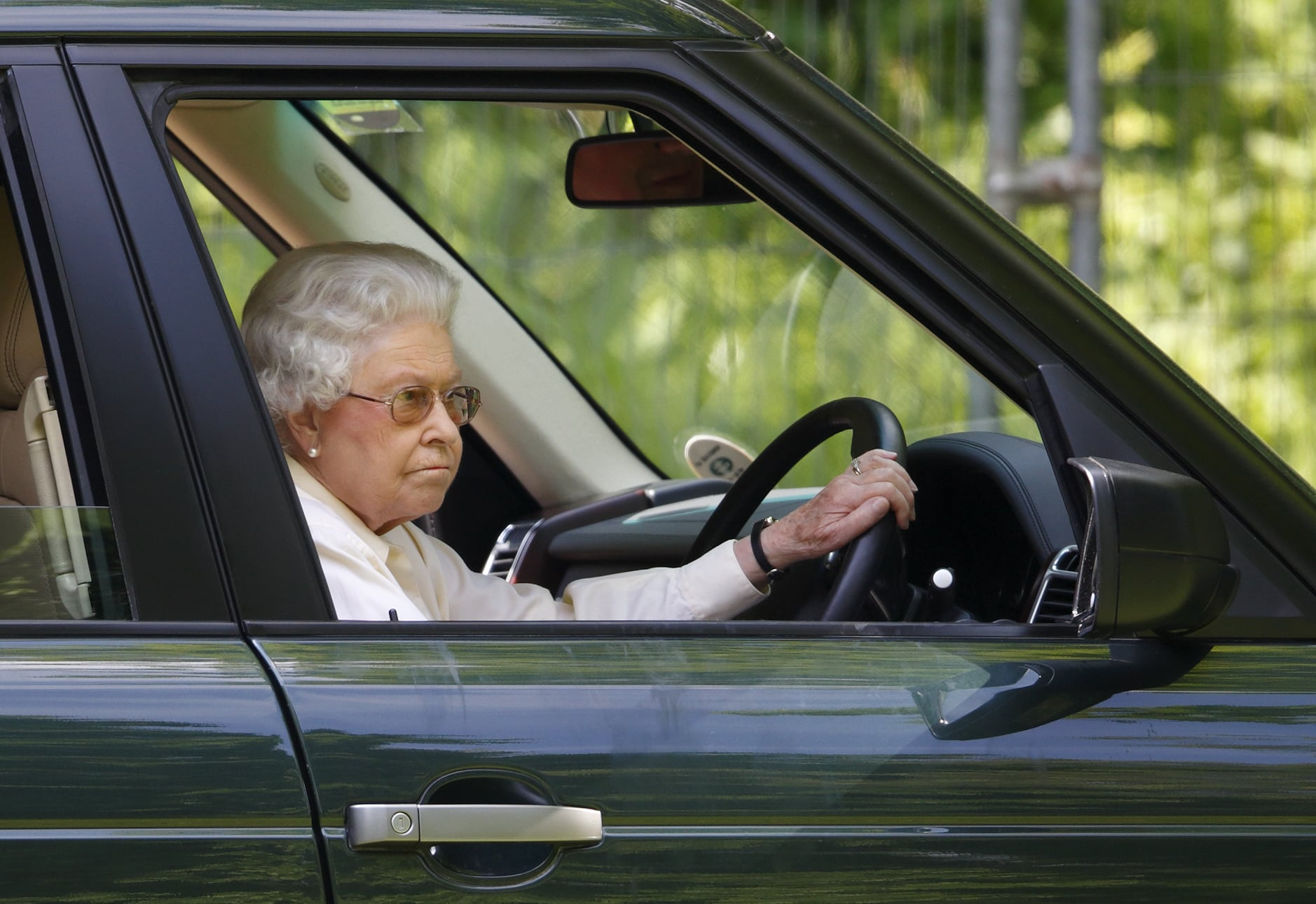 Least: When She Drove Her Own Car