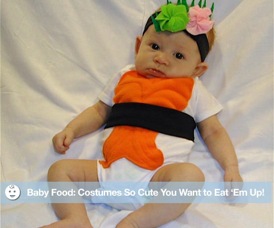 Food Baby Costumes For Halloween