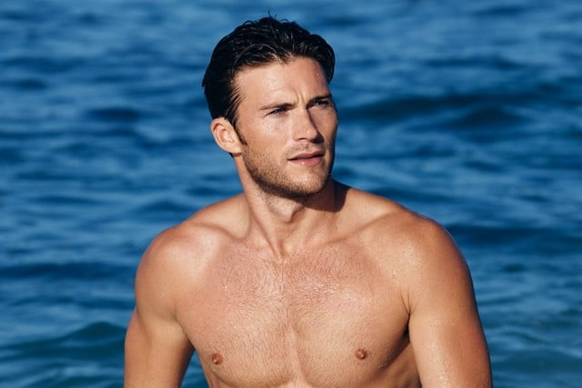 Scott Eastwood For Davidoff