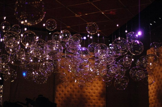 Love It or Hate It? Suspended Glass Globes
