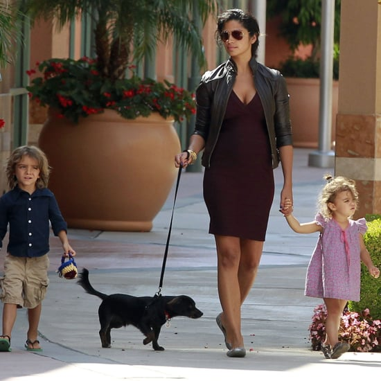 Camila Alves McConaughey With New Puppy Pictures