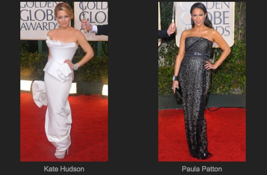 Play Our Fabulous Golden Globe Awards Faceoff!