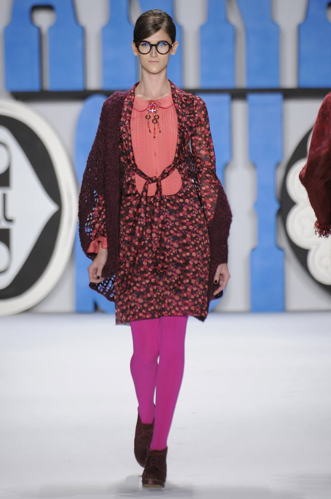Fall sui anna runway review foto
