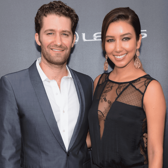 Glee Star Matthew Morrison Marries His Fiancée in Hawaii