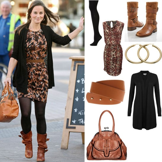 Get Pippa Middleton's Street Style in South Kensington