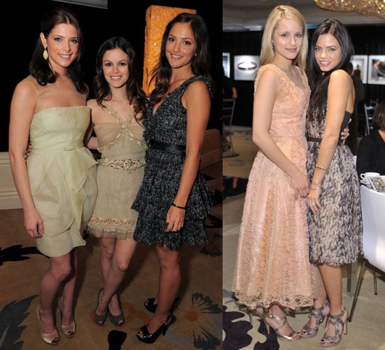 Photos of Inside InStyle Event