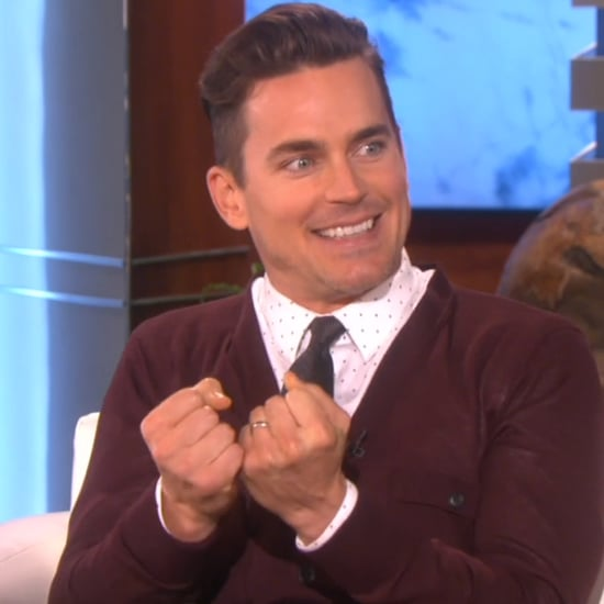 Matt Bomer Talks About Going Nude on American Horror Story