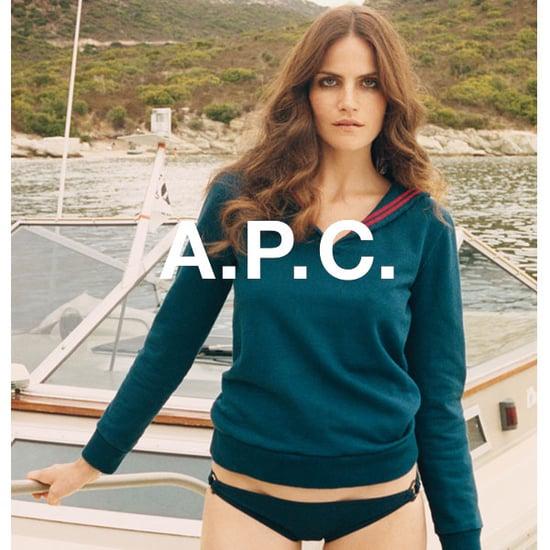 Photos of APC Resort 2011 Collection