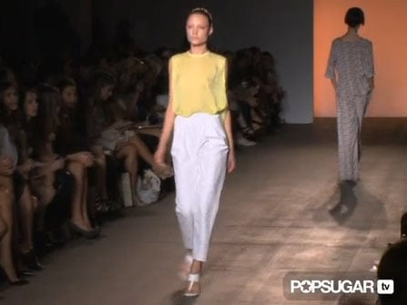 Spring 2011 New York Fashion Week: Yigal Azrouël