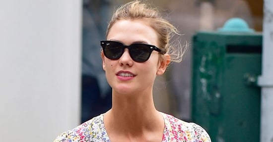 This Is How Karlie Kloss Wears Gigi Hadid's Favorite Trend