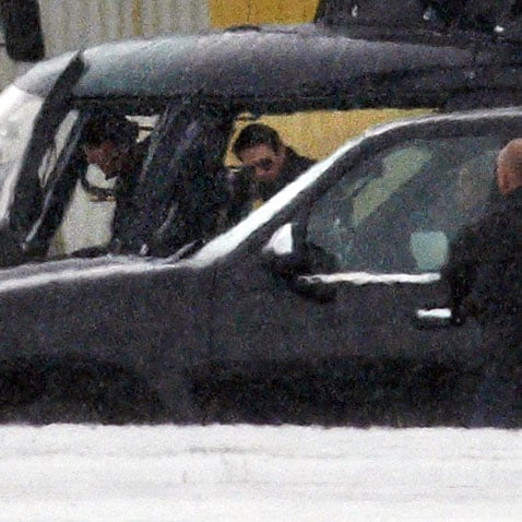 Tom Cruise First Pictures After Divorce News
