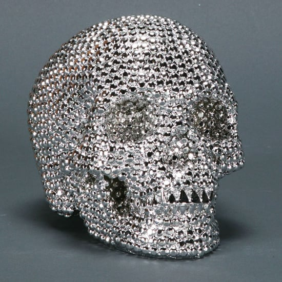 Love It or Hate It? Z Gallerie Metallic Skull