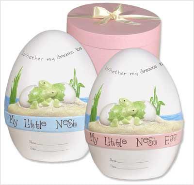 My Little Nest Egg Piggy Bank