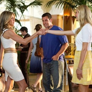 Just Go With It Review Starring Jennifer Aniston and Adam Sandler
