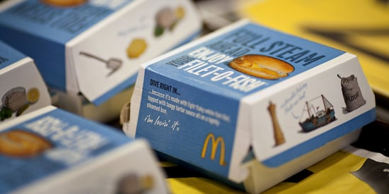 McDonald's Vows To Protect Fish In The Arctic