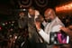 Jamie Foxx took the stage at his inauguration party Sunday evening honoring President Obama's second term in office.