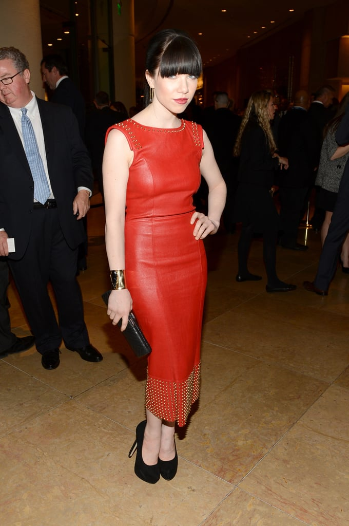 Katy Perry and John Mayer Party With Miley Cyrus, Nicole Richie and More at Clive Davis' Grammys Bash