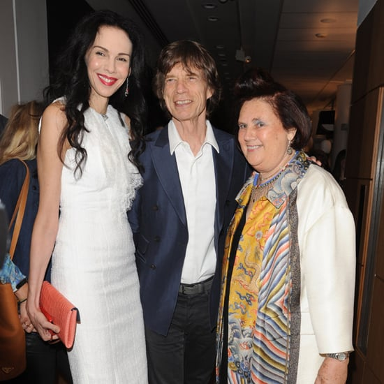 Models and Celebrities at Fashion Parties | July 8, 2013