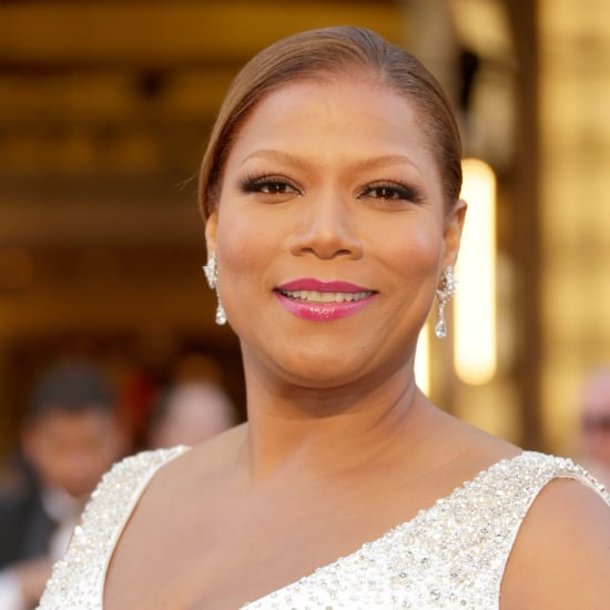 Queen Latifah Oscars 2013 Hair