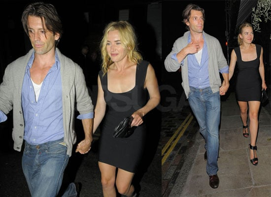 Pictures of Kate Winslet and Louis Dowler