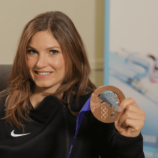 Julia Mancuso Olympic Skiing Interview
