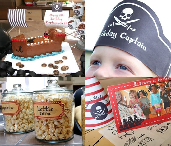 A Pirate Party