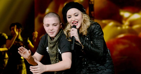 Madonna Is the Happiest, Proudest Mom as She Celebrates Rocco's 16th Birthday