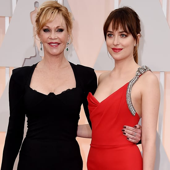 Dakota Johnson and Melanie Griffith Make One Gorgeous Mother-Daughter Duo