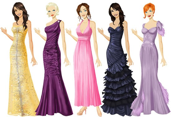 Which PopSugar's Retail Therapy Emmy Gown Is Your Favorite?