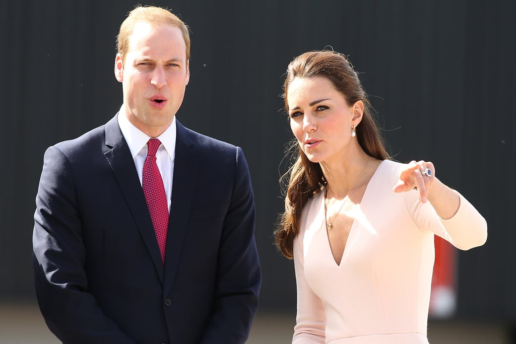 Will and Kate Play DJs For the Day