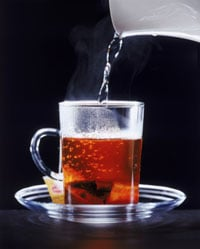 Tea and Bone Density